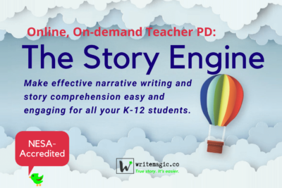 The Story Engine: Effective Narrative Made Easy